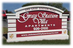 Gray Station Villa Apartments