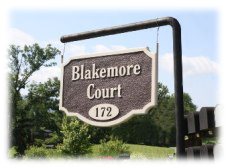 Blakemore sign